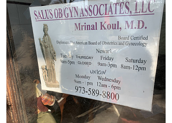 Newark gynecologist Mrinal Koul, MD
