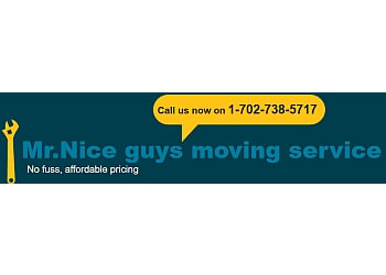Henderson moving company Mr.nice guys moving service