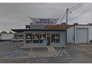 Amarillo bakery Mrs Baird's