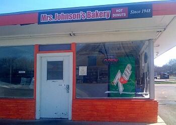 Austin donut shop Mrs. Johnson's Bakery