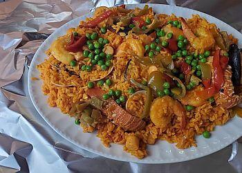 Hialeah caterer Mrs. Paella