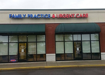 Chesapeake urgent care clinic Mt. Pleasant Urgent Care & Family Practice Inc.