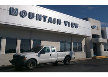 Chattanooga car dealership Mtn. View Ford Lincoln