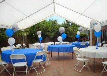 Aurora rental company Mtz Party Rentals