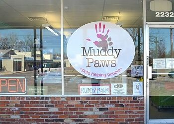 Tulsa pet grooming Muddy Paws Grooming