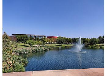 Austin public park Mueller Lake Park