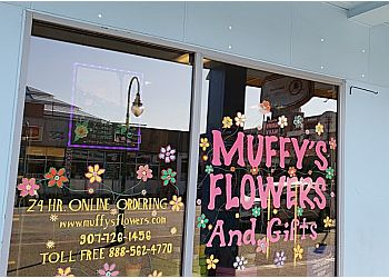 Anchorage florist Muffy's Flowers & Gifts