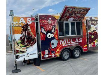 Laredo food truck Mulas Food Truck