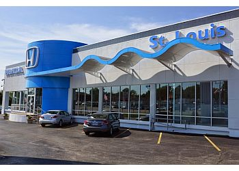 St Louis car dealership Mungenast St. Louis Honda