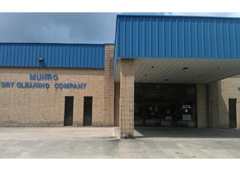 Beaumont dry cleaner Munro's Dry Cleaning