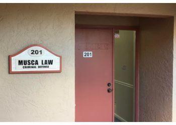 Cape Coral criminal defense lawyer Musca Law