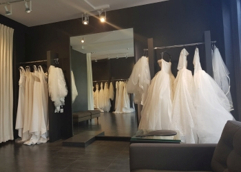 Boston bridal shop Musette Bridal Boutique