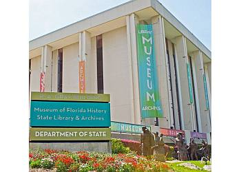 Tallahassee places to see Museum of Florida History