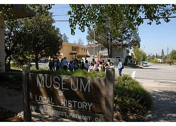 Fremont places to see Museum of Local History