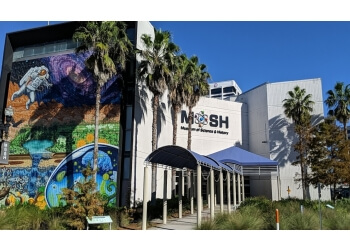 Jacksonville places to see Museum of Science & History