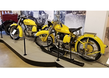 Springfield landmark Museum of Springfield History
