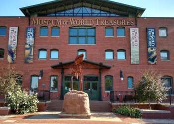 Wichita places to see Museum of World Treasures