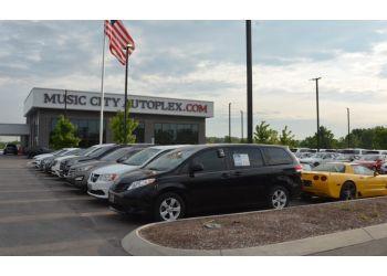 Nashville used car dealer Music City Autoplex