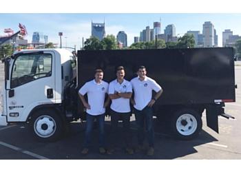 Nashville junk removal Music City Removal