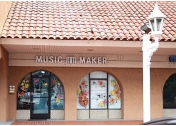 Anaheim music school Music Maker