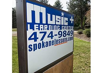 Spokane music school Music Plus Learning Center