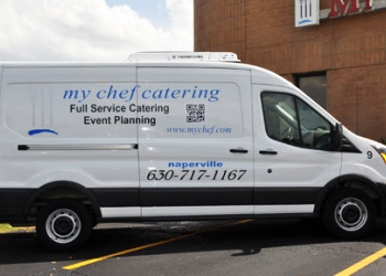 Naperville caterer My Chef Catering