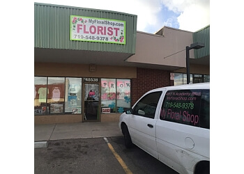 Colorado Springs florist My Floral Shop
