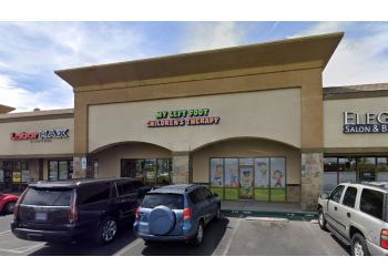 Henderson occupational therapist My Left Foot Children's Therapy