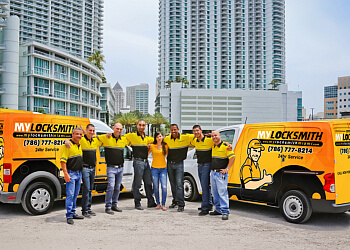 Miami locksmith My Locksmith