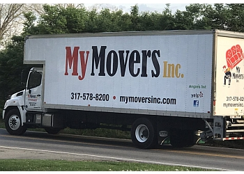 Indianapolis moving company My Movers Inc.