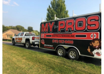 Rockford roofing contractor My-Pros Roofing