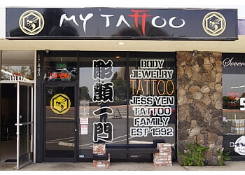 Huntington Beach tattoo shop My Tattoo