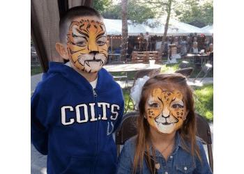Fort Wayne face painting Mystic Brush, LLC
