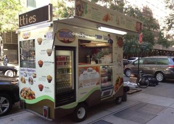 New York food truck Mystikk Masaala