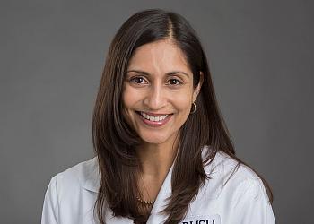 Chicago rheumatologist NAJIA SHAKOOR, MD