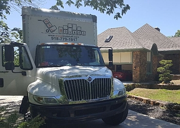 Tulsa moving company NAL Movers