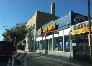 Newark auto parts store NAPA Auto Parts