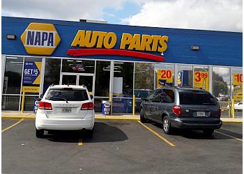 Tampa auto parts store NAPA Auto Parts