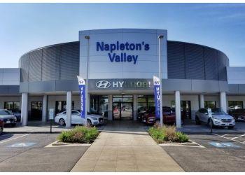 Aurora car dealership NAPLETON'S VALLEY HYUNDAI