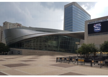Charlotte places to see NASCAR Hall of Fame