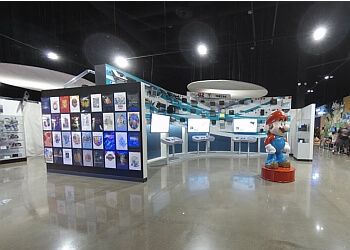 Frisco places to see NATIONAL VIDEOGAME MUSEUM
