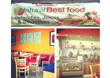 Escondido juice bar NATURAL BEST FOOD