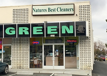 Sunnyvale dry cleaner NATURES BEST CLEANERS