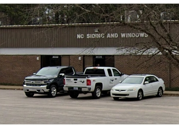 Raleigh window company NC Siding & Windows