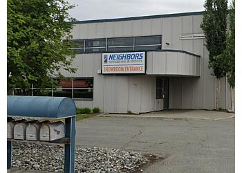 Anchorage window company NEIGHBORS WINDOWS & DOORS