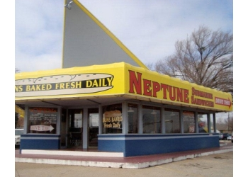 Oklahoma City sandwich shop NEPTUNE SUBMARINE SANDWICHES