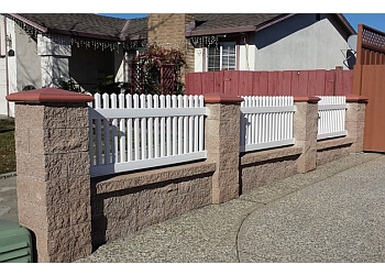 Fremont fencing contractor Newark Fence, Inc.
