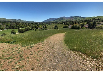 Concord hiking trail NEWHALL COMMUNITY PARK
