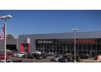 Elk Grove car dealership NISSAN OF ELK GROVE
