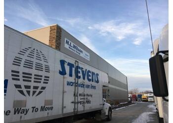 Olathe moving company N L Wilson Moving & Storage